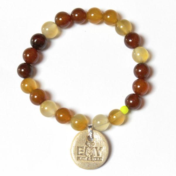 bracelet_brun_solo_emmy_pearl_bijoux