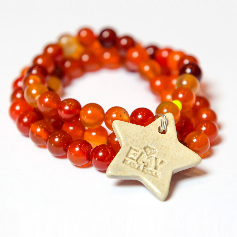 bracelet_orange_emmy_pearl_bijoux