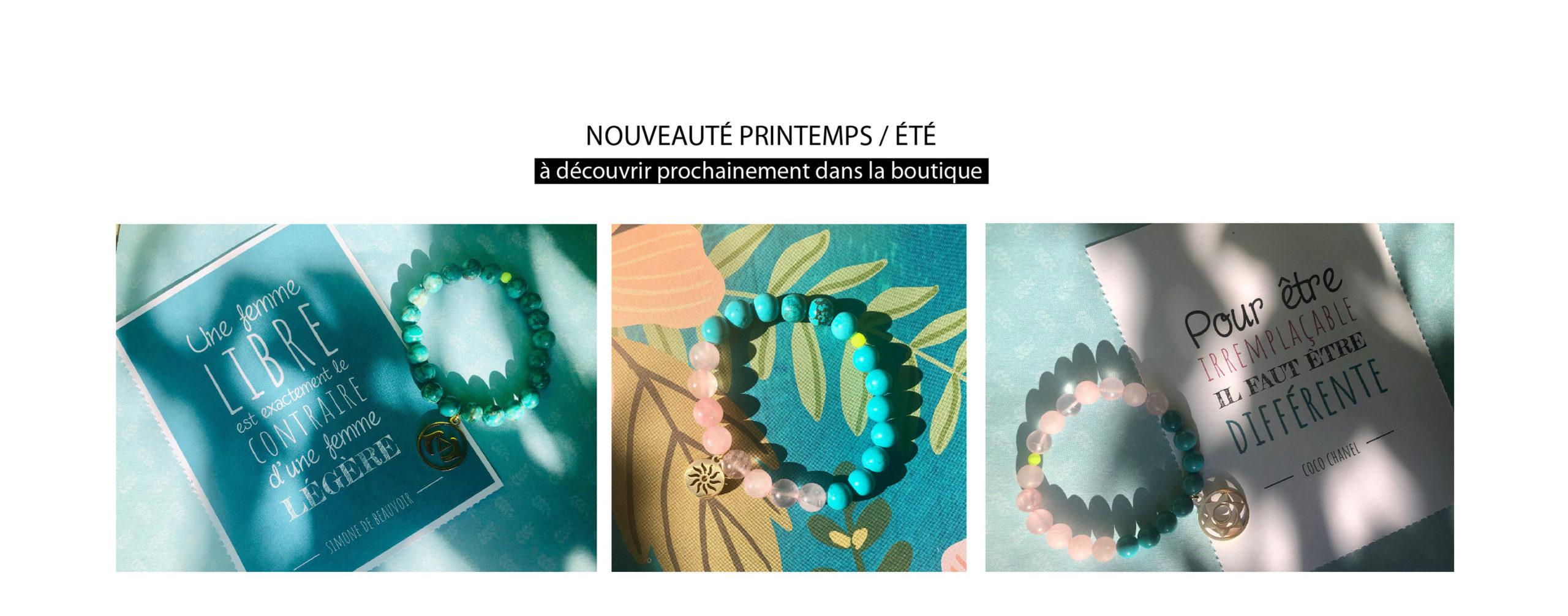 bracelet fashion mode turquoise
